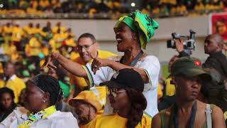 Ramaphosa my President