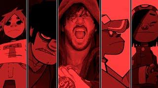 AJ Styles/Gorillaz Mashup - *With Titantron*