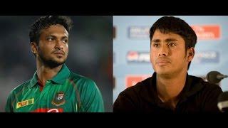 সব ক্রিকেটারের মধ্যে সাকিবই সেরা, একি বললেন আশরাফুল ?? shakib al hasan update