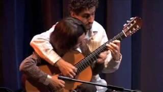 BRAZILIAN MUSIC INSTITUTE 2009 - TICO TICO (Guitar Four-Hand Exchanging)