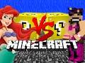 Minecraft: WATER LUCKY BLOCK CHALLENGE | Mermaid Fight
