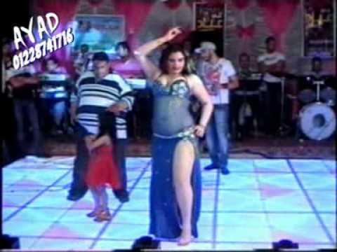 أفراح صرموح و الدنديطى من شركة عياد للتصوير الراقصة شمس ع الطبلة