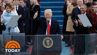 President Donald Trump Inaugural Committee Under Criminal Investigation, Report Says | TODAY