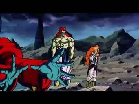 Gohan kills Bojack