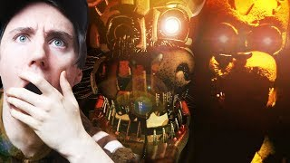 HE ALWAYS COMES BACK... || Five Nights at Freddy's 6 Part 2 (Tuesday)