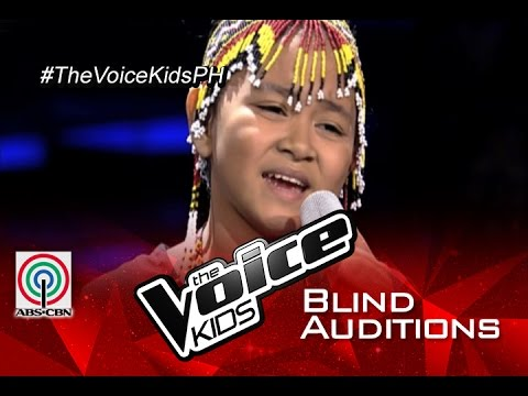 """The Voice Kids Philippines 2015 Blind Audition: """"Malayo Pa Ang Umaga"""" by Gift"""