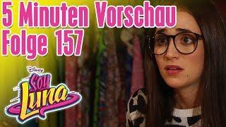 5 Minuten Vorschau - SOY LUNA Folge 157 || Disney Channel