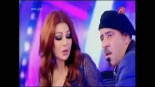 نسخة عن المبي وهيفاء وهبي اشرد