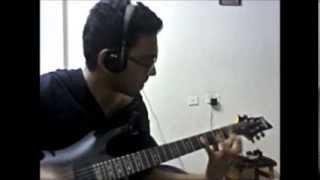 Liberate - Disturbed Guitar Cover