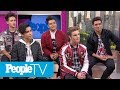 'In Real Life' Boy Band Talks 'One Direction', Girls & Reveals All In Our Confess Sesh! | PeopleTV