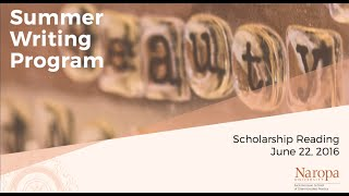 SWP Scholarship Lecture