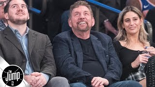 Is James Dolan ever selling the Knicks?   The Jump
