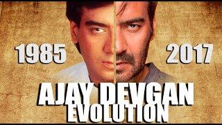 AJAY DEVGAN Evolution (1985   2017)