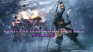 NIOH LAST CHANCE  | THE BLEEDING SPIDER LILY | TWILIGHT | COOP