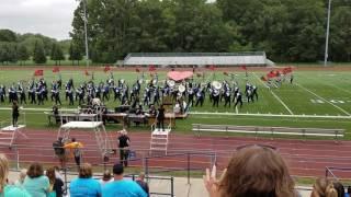 The Struggle - Carlson marching band 9/10