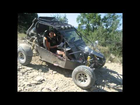 Buggy BOOXT 1100 rando 1200KMS LA TRAVERSE SUD FRANCE