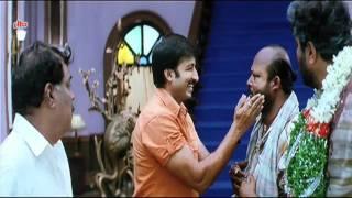 Phir Ek Most  Wanted - Hindi Dub - Comedy Scene 4