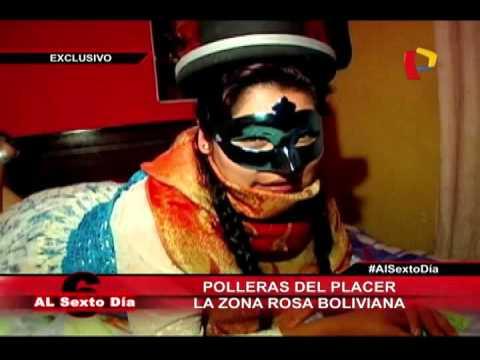 Las polleras del placer una incursión por la zona rosa de Bolivia 1 3
