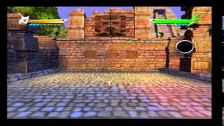 Disney's Bolt PS2 Playthrough Part 2