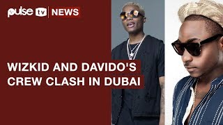 Wizkid and Davido Reportedly Clash at One Africa Music Fest in Dubai  and It's Ugly | Pulse TV News