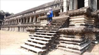 TRAVELOG 101 - My Worktrip to Cambodia PART 3