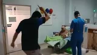 Aksi kocak menghibur dokter & perawat buat pasien rs khusus ginjal rasyida