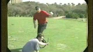 Hitman Hiter Golf Trick Shots