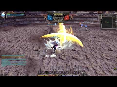 PVP Storm King's Reign North(RAP3D's Team) vs South(iMrsLucaz's Team)