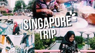 VLOG #5 : SINGAPORE TRIP!