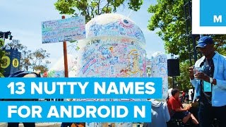 Nutter Butter, Nutella and 11 Other Nutty Names for Google's Android N   Google I/O