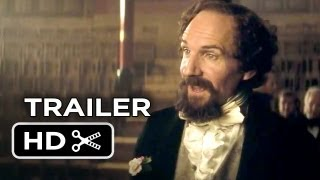 The Invisible Woman Official Trailer #1 (2013) - Ralph Fiennes Movie HD