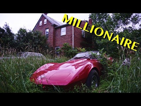 Xxx Mp4 Abandoned Millionaires Mansion With Luxury Cars Left Behind 3gp Sex