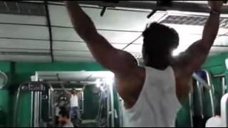 Bangladeshi Model. Actor Sanj John 8pack workout!