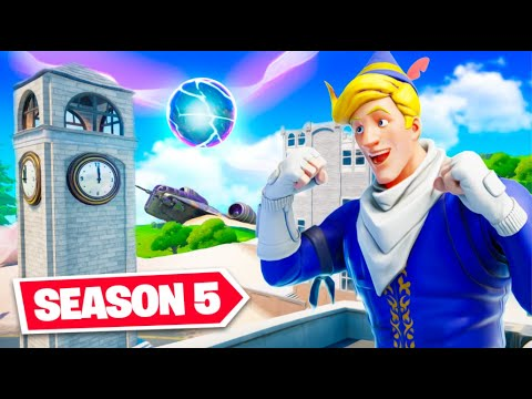 TILTED IS BACK Welcome to Fortnite Season 5