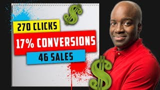 270 Clicks 46 Sales - Make Money with Warrior Plus Clickbank and JVZOO (Tutorial for Beginners)
