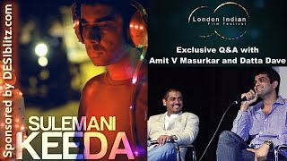 Q&A with Sulemani Keeda | London Indian Film Festival