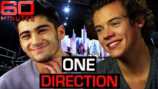 On tour with One Direction (2013) | 60 Minutes Australia