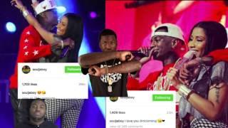 Soulja Boy Shoots His Shot At Nicki Minaj Since She Single, Responds To Meek