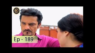 Haal-e-Dil - Episode 189 uploaded on 4 month(s) ago 555 views
