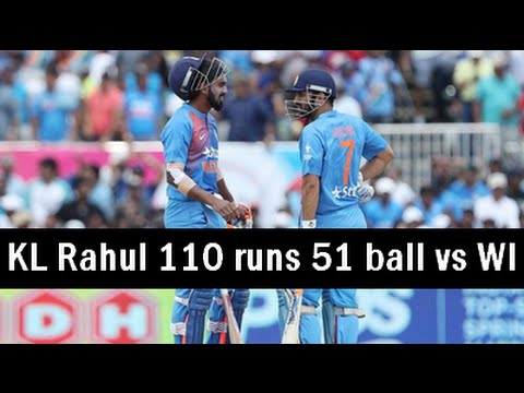 Xxx Mp4 KL Rahul 110 Runs 51 Ball Vs West Indies 1st T20 2016 3gp Sex