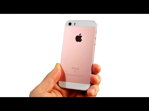 Why iPhone SE