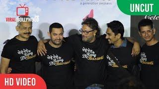 UNCUT - Celebrating 10 years of 'Rang De Basanti'   Aamir khan   Sharman Joshi   Siddharth
