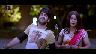 Thagubothu Ramesh And Naga Shourya Hilarious Comedy Scene - Jadoogadu Movie Scenes
