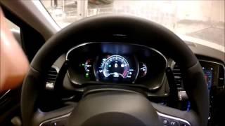 Nuova Renault Megane 2016: primo contatto, prova su strada