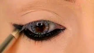 Eyeliner Tutorials and Looks 2018 | How to Apply Eyeliner Simple and Quick Makeup Tutorials | Part 2