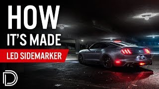 How It's Made: 2015+ Ford Mustang LED Sidemarker