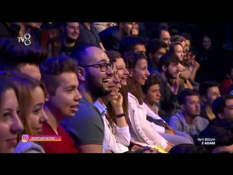 Mustafa Ceceli'nin Komik Snap Paylaşımları | 3 Adam