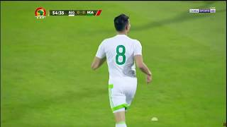 Algeria vs. Nigeria [SECOND HALF] (2018 World Cup Qualification)