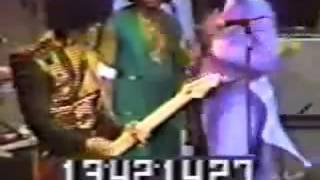 Michael Jackson, Prince & James Brown live on ONE stage in 1983