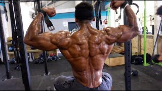 The BIGGEST CROSSFITTER in the WORLD